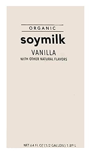 Starbucks Vanilla Soy online shopping Milk – Shelf Non-Dairy Manufacturer OFFicial shop - Soymilk Stable Pl