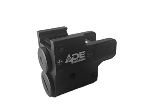 Ade Advanced Optics Green Pistol Laser fits Walther P22 Ruger SR 22 XDM XD Sub Compact