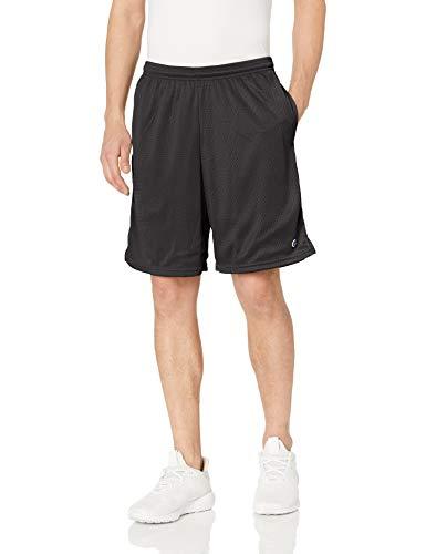 3. Champion Men's Long Mesh Short
