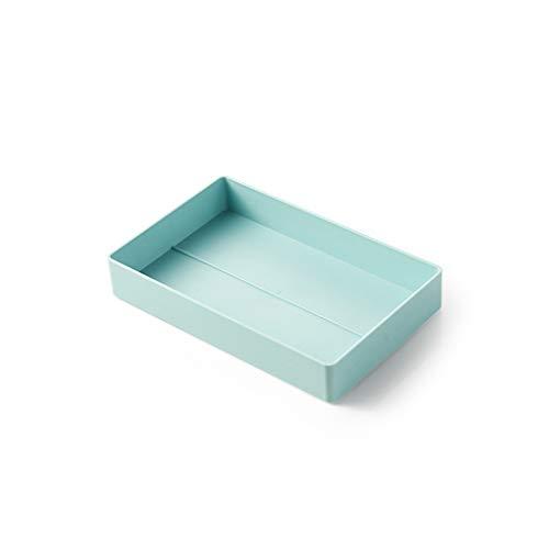 TCM-KE Organizador de papel A4, caja de plástico para documentos, sobreposición, impermeable, resistente a la humedad y duradero.