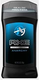 Axe Anarchy for Him Deodorant Stick, 3 Ounce - 12 per case.