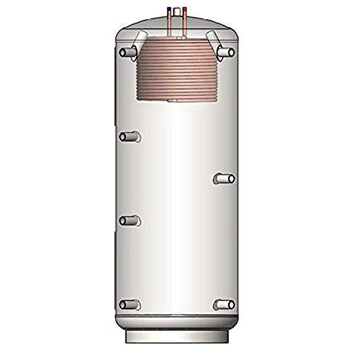 Atmos PAW Hygiene Pufferspeicher für Heizung Kupferrohr Wärmetauscher Isolierung (1500 Liter)