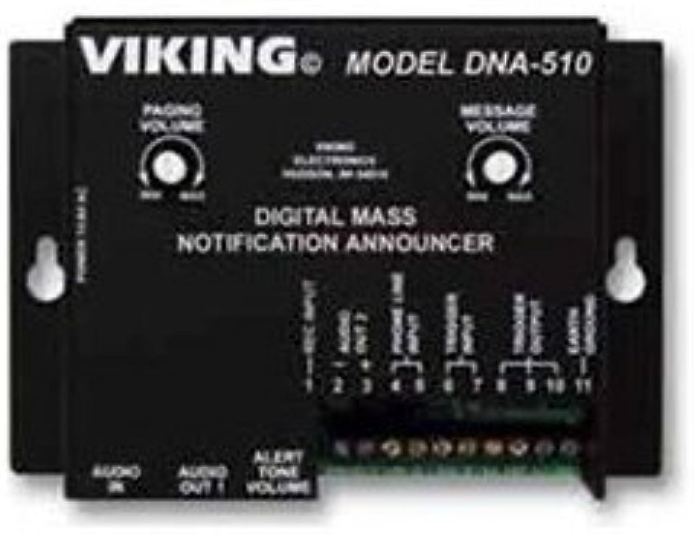 Viking Electronics VKDNA510 Digital Mass Notification Announcer by Viking