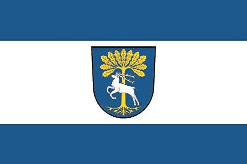 U24 Fahne Flagge Kloster Lehnin Bootsflagge Premiumqualität 20 x 30 cm