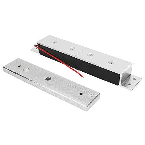 Accesorios de madera para puertas de metal Cerradura magnética Rectificado de superficies metálicas para la instalación de puertas cortafuegos
