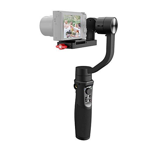 Andoer Multi 3-Axis Handheld Stabilizing Gimbal Stabilizer Max. Carregar 0,4 kg / 0,9 libras para câmera digital câmera ação smartphone