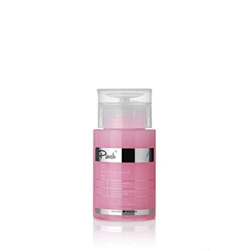 Luxury BIO Cosmetics - Pour le visage Gel pré-nettoyant à l'huile - Parme violets - démaquille, nettoie - tous types de peaux (100 ml)