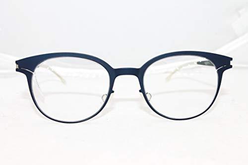 MYKITA FLIP R4-Nightblue Clear Kids Eyeglasses Frame Made in Germany