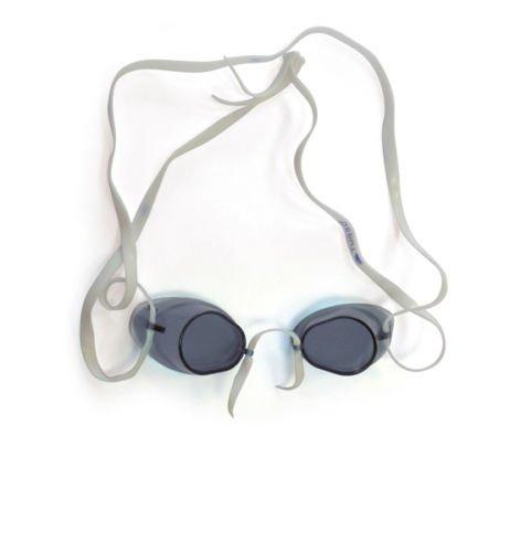 Turbo Grenoble - Gafas de natación (protección UV), Color Gris