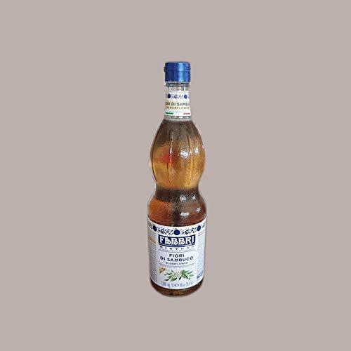 1 Lt 1300 gr Sciroppo FIORI DI SAMBUCO Mixybar FABBRI per Dolci Gelato Granite Yogurt Long Drink Cocktail Caffe Syrup