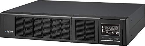 Lapara LA-ON-2K-RACK-V10 Sistema de Alimentación Ininterrumpida SAI 2000VA 2000W LCD Online Rack