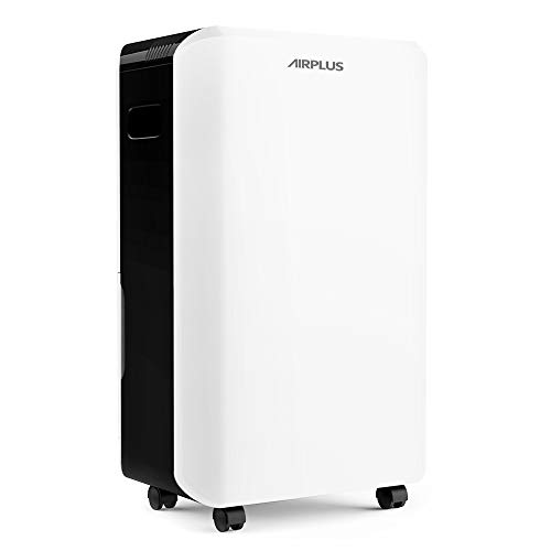 small AIRPLUS 70 pint dehumidifier, excellent cellar dehumidifier, efficient and fast humidification …