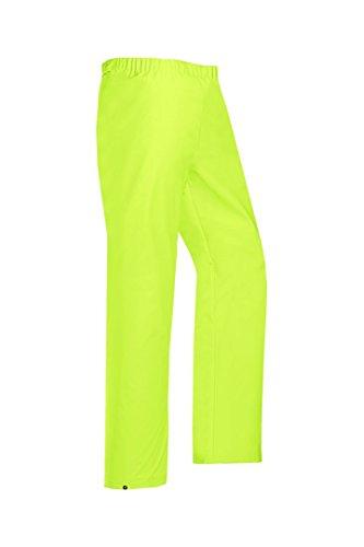 Baleno Rotterdam Pantalon de Pluie Homme, Jaune Fluo, FR (Taille Fabricant : XXL)