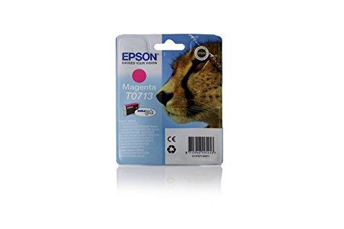 Ink cartridge Original Epson 1x Magenta C13T07134010 / T0713 for Epson Stylus DX 4050