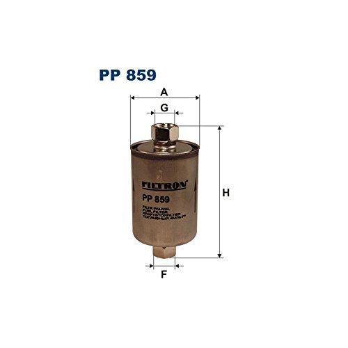 Filtron Kraftstofffilter, pp859