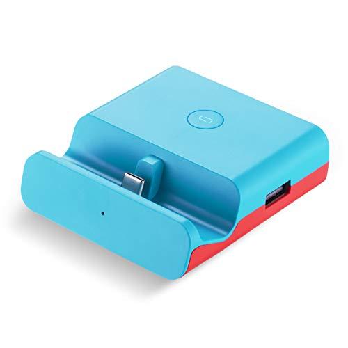 Powerextra Switch Dock Set, Typ C zu HDMI Adapter Docking Station für Nintendo Switch