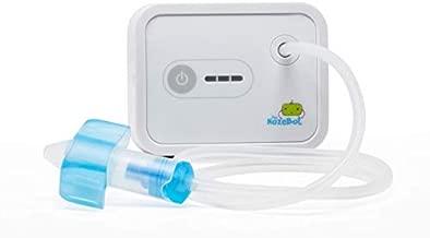 Electric Baby Nasal Aspirator | The NozeBot | Safe Hygienic Hospital Grade Suction