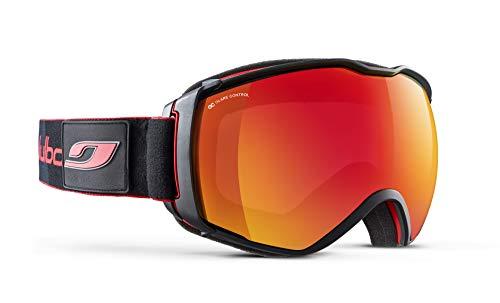 Julbo Airflux Skibrille, rot/schwarz, XL