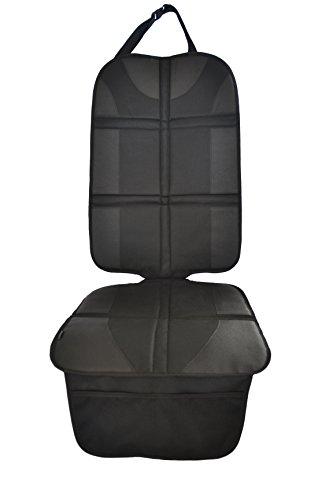 Autositzauflage (Premium Royal-Oxford-Material) zum Schutz vor Kindersitzen Isofix geeignet, Auto-Kindersitzunterlage wasserabweisend, Autositzschutz, Unterlage, Schoner in universeller Passform