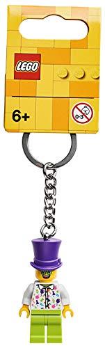 LEGO Llavero de minifigura de chico de fiesta de cumpleaños de la ciudad 854066