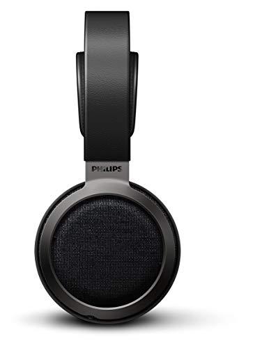 Philips Fidelio X3/00 Auriculares Supraaurales con Cable 3 m Desmontable (Diseño Abierto, Altavoces de 50 mm, Audio de Alta Resolución, Amplio Entorno Acústico, Comodidad Ligera) Modelo de 2020/2021