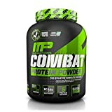 MusclePharm Combate Proteína Suplemento, Mantequilla de Cacahuete Choco 1810 g