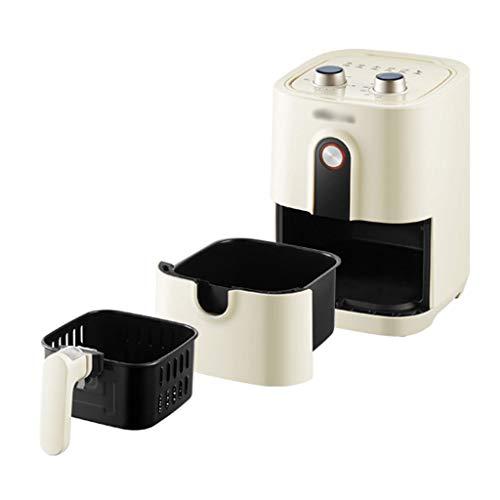 Miami Perilla Freidora, Freidora de Aire con Función de Control de Temperatura, Tiempo Ajustable, Función de Apagado Automático