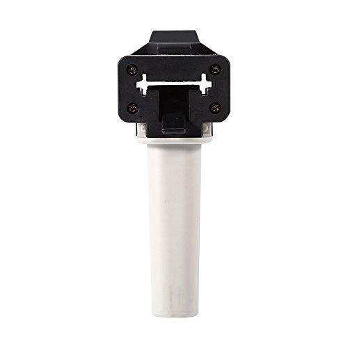 Herramienta dental blanco y negro, dispensador de entrega de cartucho de pistola de gel de odontología de dentista de plástico