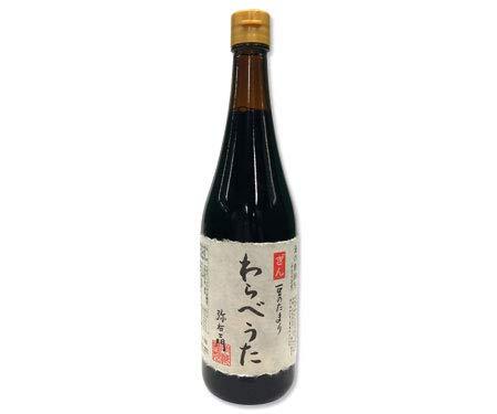 豆のたまり ぎん わらべうた 720ml たまり醤油 愛知県 武豊町 満天青空レストラン