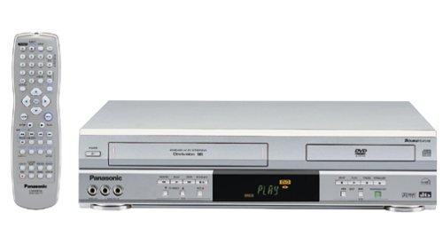 Panasonic PV-D4743S Progressive-Scan DVD-VCR Combo