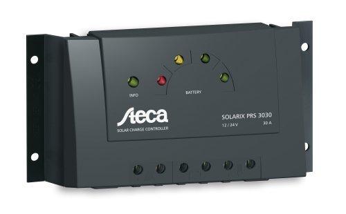 Steca Solarix 3030 12V/24V 30A Laderegler PRS3030