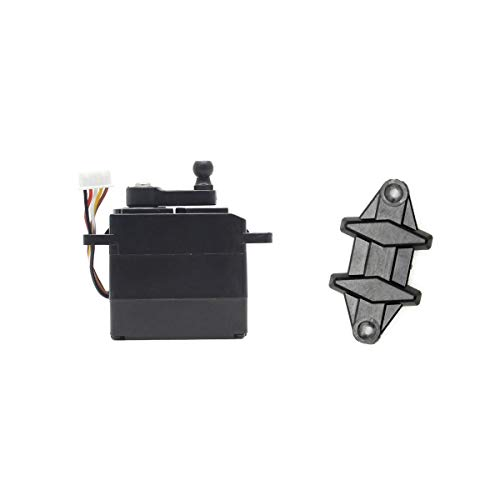 LAEGENDARY 1:10 Scale RC Cars Replacement Parts for Legend Truck: 5 Wires Servo - Part Number LG-ZJ04