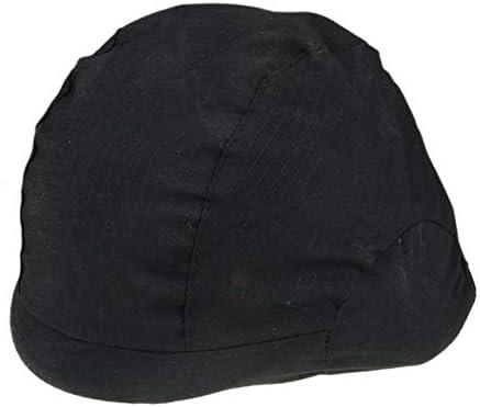 Tactical M88 PASGT KELVER SWAT Helmet Cover Multi Colors - (Color: Black)
