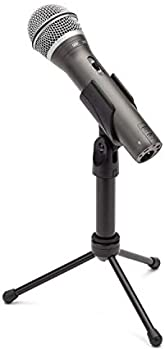Samson Q2U USB/XLR Dynamic Microphone Recording & Podcasting Pack