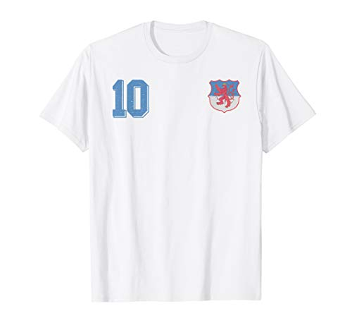 Luxemburg or Luxembourg Fußball or Football Trikot T-Shirt