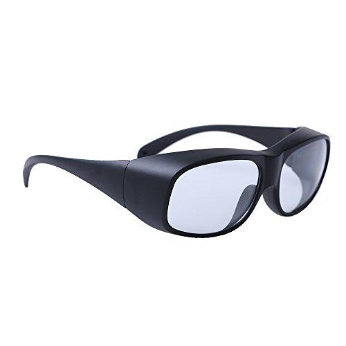 LaserPair Gafas láser CO2 DIN CERTCO Certificado 9000-11000nm DI LB3 Gafas de seguridad láser Gafas de protección Escudo Gafas para láser CO2