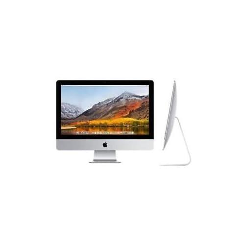 Apple iMac / 21,5 pollici/Intel Core i5, 2.7 GHz / 4 core/RAM 16 GB / 1000 GB HDD/ ME086LL/TAST &MOUSE COMPRESI (Ricondizionato)