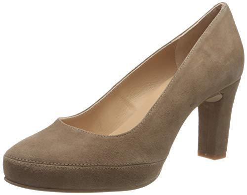 Unisa Numar_20_KS, Zapatos de Tacón para Mujer, Marrón (Funghi Funghi), 39 EU