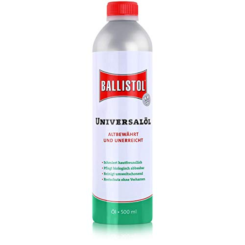 Unbekannt F.W. 21150 Ballistol Öl, 500 ml