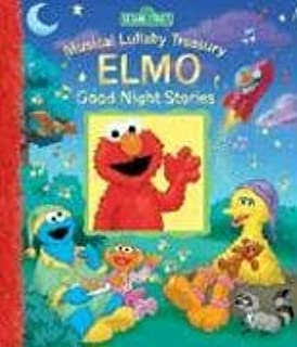 Musical Lullaby Treasury Elmo Recov (CTW Sesame Street Good-Night Stories)