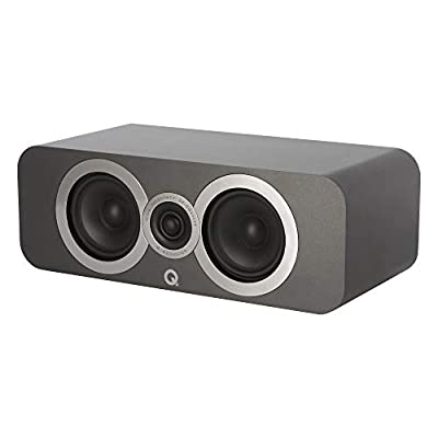 Q Acoustics 3090Ci Centre Speaker (Graphite Grey) by Q Acoustics