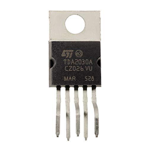 TDA2030A TDA2030 18W Power Audio HIFI - Verstärker Endstufen IC