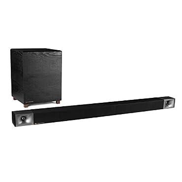 Klipsch BAR 48 Sound Bar + Wireless Subwoofer