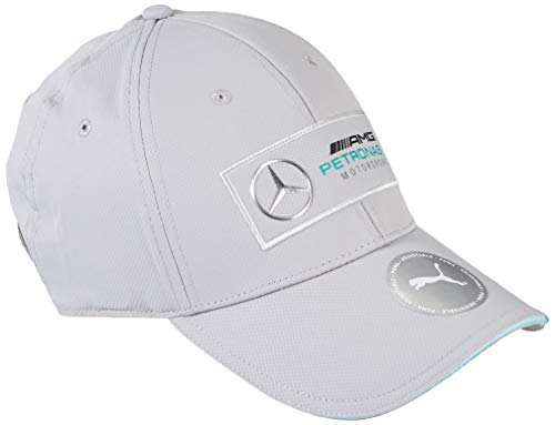 PUMA MAPM Arrows BB Cap Gorra, Unisex Adulto, Mercedes Team Silver, Talla...