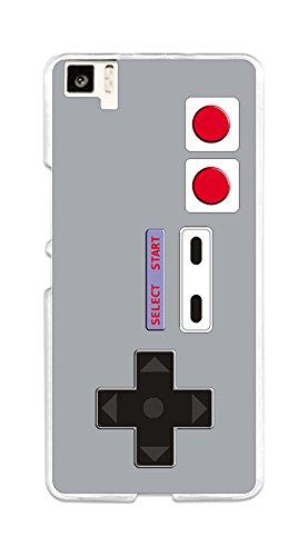 Tumundosmartphone Funda Gel TPU para BQ AQUARIS M5 diseño Consola Dibujos