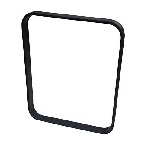 Furniture legs Vierkant Tischbein für DIY möbel, bartisch, Computer Schreibtisch, Tischfuß Metall, höhenverstellbar, Safe runde Ecke,Schwarz, Gold,1Stück