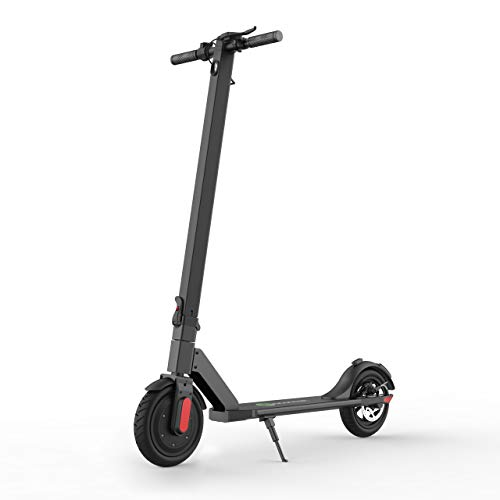 MEGAWHEELS Elektro Scooter Klappbar City-Roller, E Scooter, 5.8A 36V Tret-Roller für Erwachsene S5 Schwarz