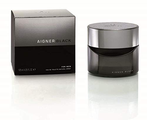 Aigner Black Men Eau de Toilette Spray 125 ml