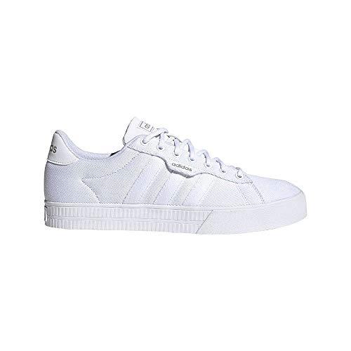 adidas Daily 3.0, Zapatillas de Deporte Hombre, FTWBLA/FTWBLA/GRIPAL, 41 1/3 EU