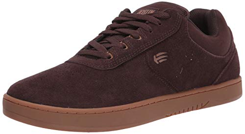 Etnies Herren Joslin Low Top Skate Schuh, Braun (Braun/Gum), 43 EU